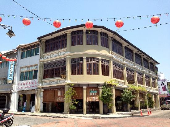 Campbell House: 酒店外观