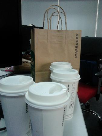 Starbucks (Winterless)