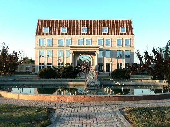Hongluoyuan Hotel: 外观