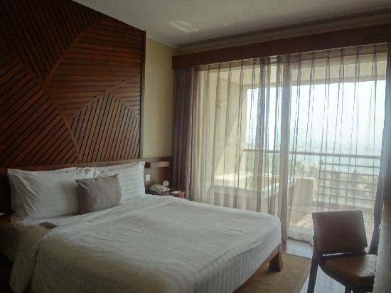 Pullman Oceanview Sanya Bay Resort & Spa: 大床房
