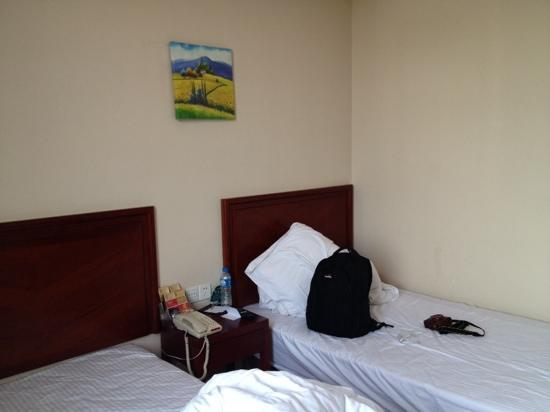 GreenTree Inn Shenzhen Dongmen Business Hotel : green