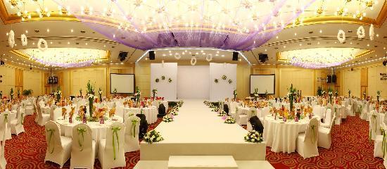 Media Center Hotel: 特色婚宴