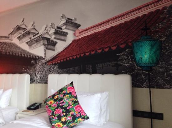 Hotel Indigo Shanghai on the Bund: river view
