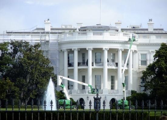 White House: 白宫