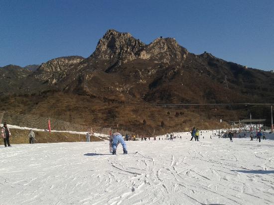 Huaibei International Ski: 怀北滑雪场
