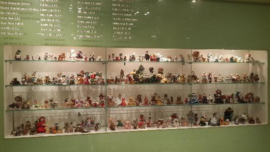 Teddy Bear Museum Jeju: 迷你的泰迪
