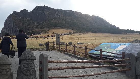 Seongsan Ilchulbong: 日出峰