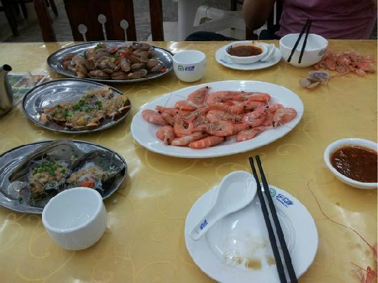 Miss Snow Seafood : 好吃的海鲜