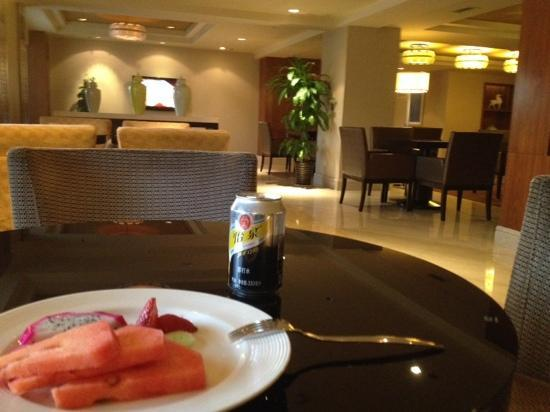 Sheraton Xi'an Hotel: 行政酒廊