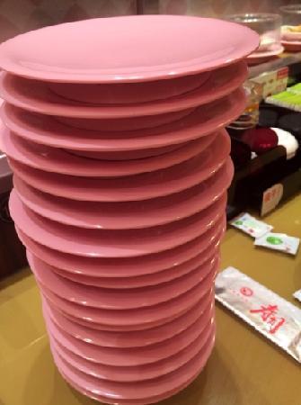 Sushi Express (DongFang YinZuo)