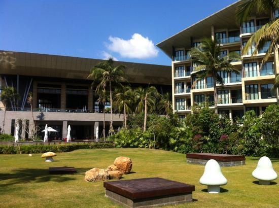 Doubletree Resort by Hilton Hotel Sanya Haitang Bay : 静谧的世界