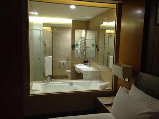 Pullman Dongguan Chang'an : 房间不错