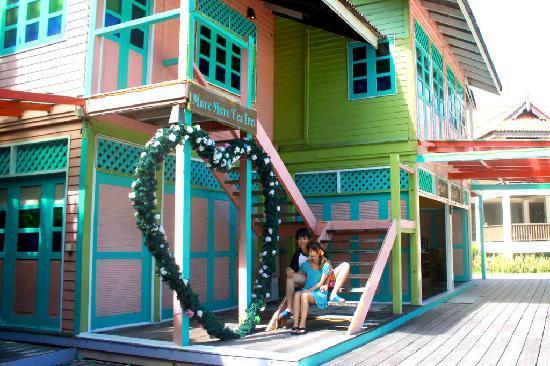 Laguna Redang Island Resort: 夏日嬷嬷茶小屋