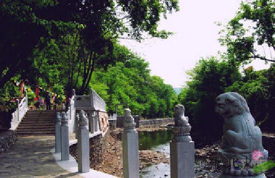 Qingyuan County, Kina: 金山石佛