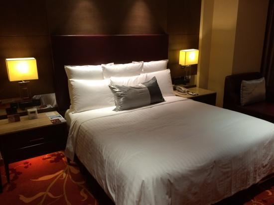 Suzhou Marriott Hotel: 4213房间