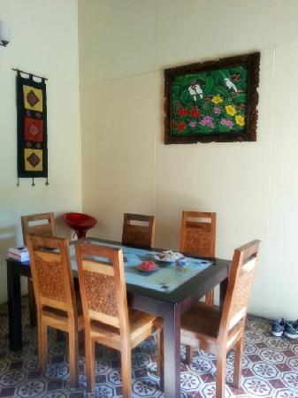 Sarang Galloway Bed & Breakfast: sarang mas的餐厅