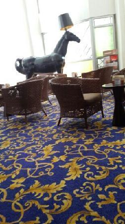 Chun Hui Yuan Resort : 酒店一隅