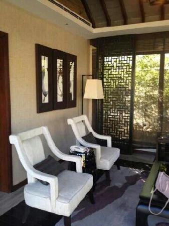 Pullman Lijiang Resort & Spa : 古朴