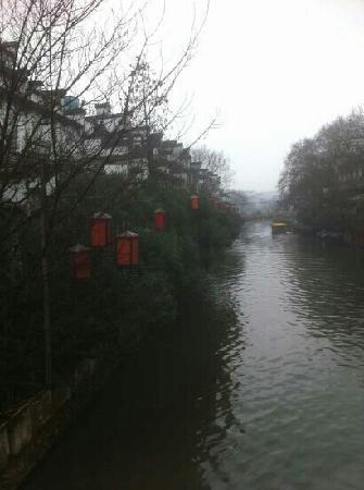 Qin Huai River : 秦淮河的早晨真是清凉啊