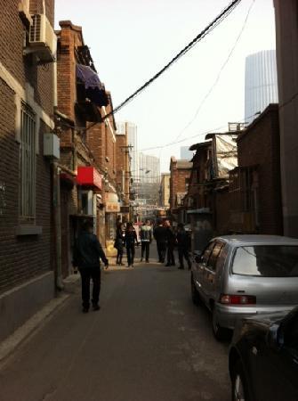 Tianjin Shenyangdao Antiquities Market: 淘宝开始