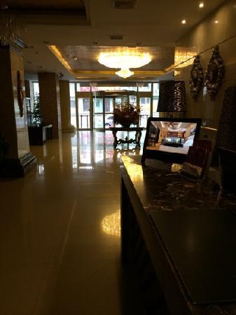 Weiye Business Hotel: 大堂