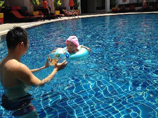Swissotel Resort Phuket Patong Beach: 泳池