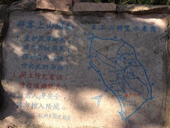 Baoshi Mountain: 宝石山