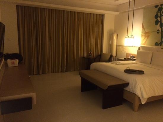 Renaissance Sanya Resort & Spa : 卧室