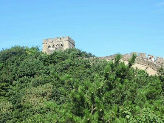 Yanqing Badaling Incomplete Great Wall : 长城