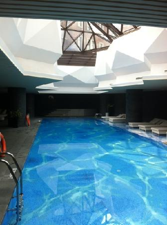 Hotel Indigo Tianjin Haihe: 泳池