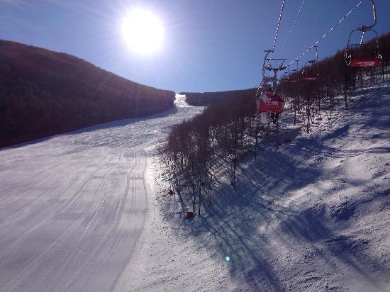 Wanlong Ski Area: 万龙滑雪