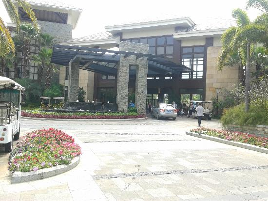Grand Metropark Resort Hotel : 高端、大气、上档次