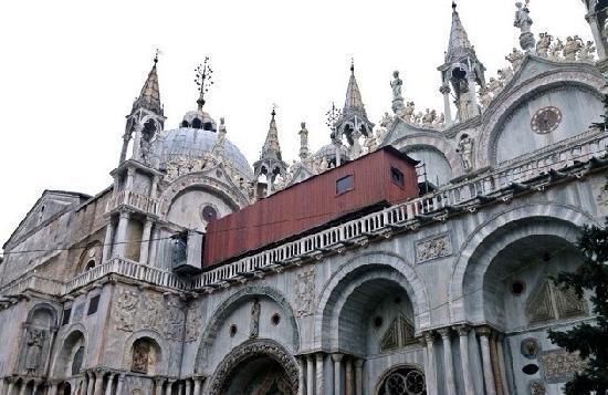 Basílica de San Marcos: 圣马可大教堂