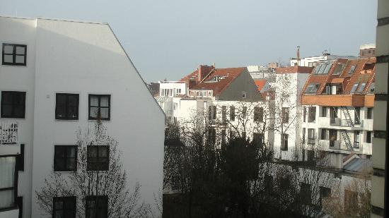 Ibis Bremen City: 窗外