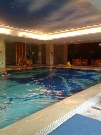 Sofitel Harbin : 泳池