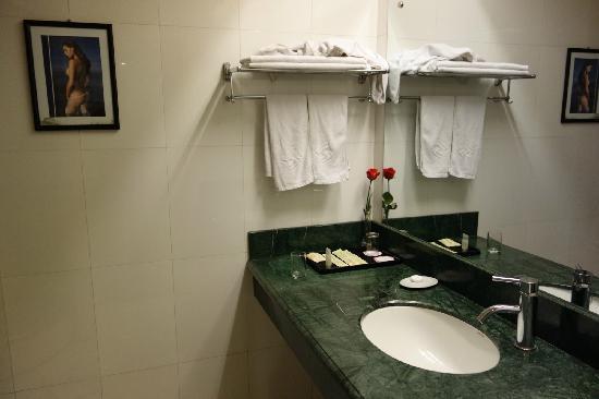 Fushun Tiantian Hotel: room