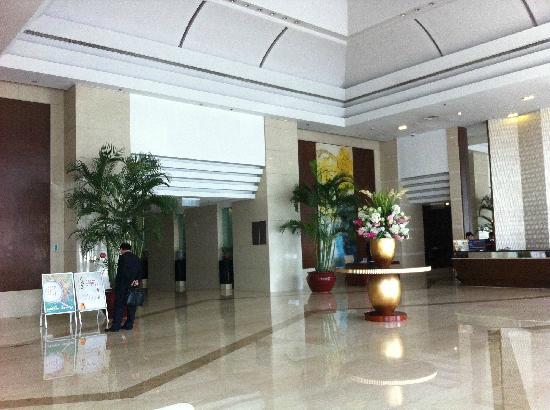 Glamor Hotel : datang