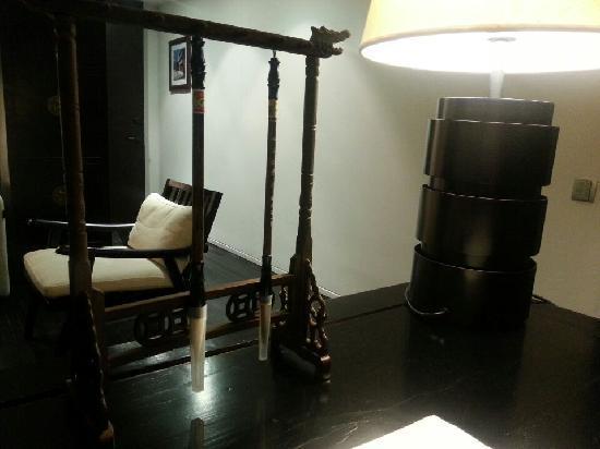 Hotel MoMc: 小亮点