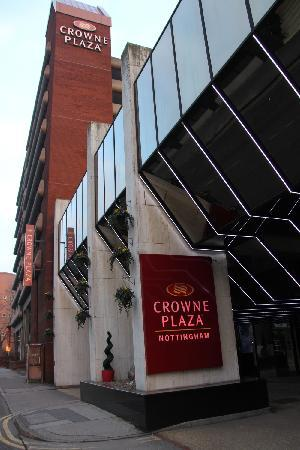 Crowne Plaza Hotel Nottingham: 皇冠假日