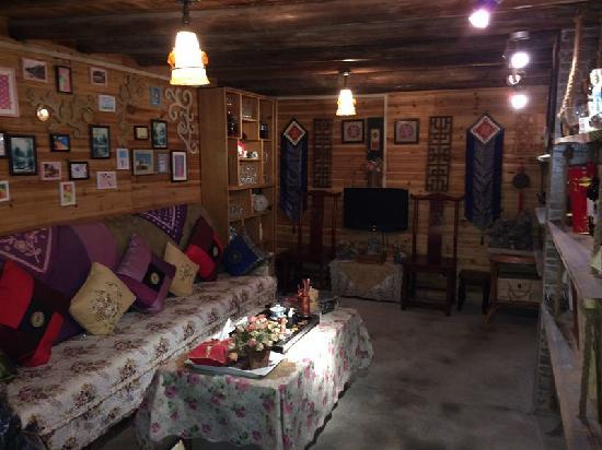 Guilin Donkey Lean Inn: 驴行驿站酒吧