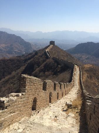 Jinshanling Great Wall: 原汁原味的长城