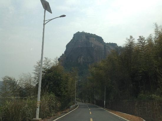 Feitian Mountain national Geological Park Photo