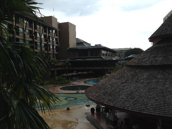 Novotel Phuket Vintage Park : 泳池