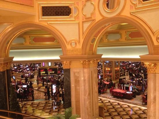 Casino at Venetian Macao : 赌场