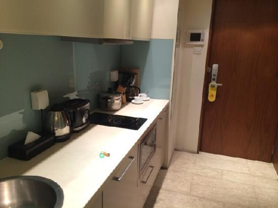 Seasons Park Ruizhi Service Apartment: 房间