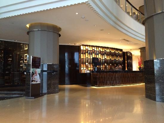 InterContinental Bangkok : 酒店大堂