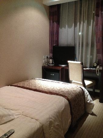 BEST WESTERN Grandsky Hotel Beijing : 单人间