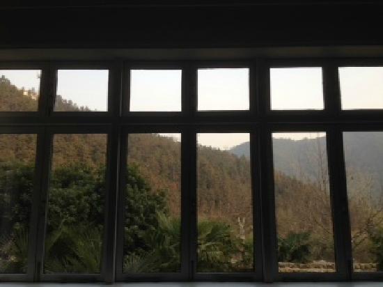 Moganshan, Le Passage Mohkan Shan : 大房子的大窗户