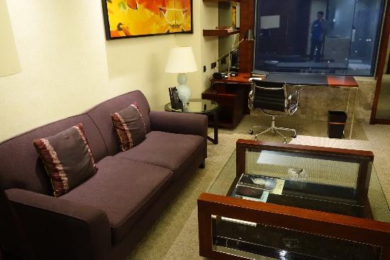 InterContinental Foshan: Junior suite