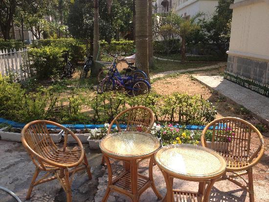 Baitang Villa Youth Hostel : img_7029